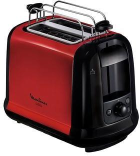 Brötchenaufsatz 2-Scheiben Toaster mit 850 Watt mit Aufwärm- Auftaufunktion