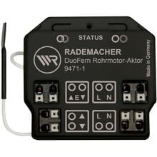 Rademacher 9471-1 DuoFern Rohrmotor-Aktor UP (35140662), 550 W