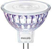Philips MAS VLE D 5.5-35W MR16 827 36D LED-Spot (70823100), Gu5,3, 5,5 W, warmweiß, 450 lm, dimmbar, 2700 K, Reflektor