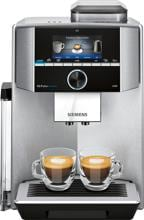 Siemens TI9555X1DE EQ.9 plus connect s500, Kaffeevollautomat, 19 bar, Home Connect, oneTouch DoubleCup, autoMilk Clean, edelstahl