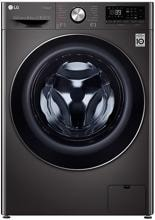LG F4WV910P2S A+++ Waschmaschine, 1400 U/min, 10,5kg, AI DD, Steam+, TurboWash360°, metallic black steel
