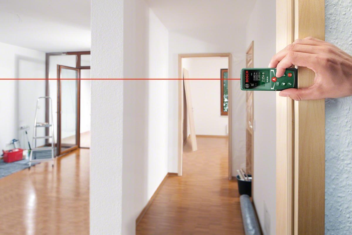 Bosch plr laser entfernungsmesser von bosch