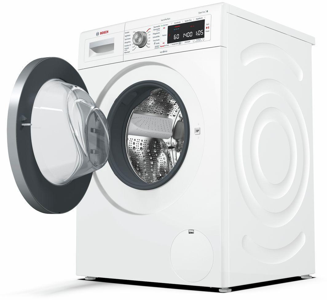 bosch waw28570 8 kg a waschmaschine 1400 u min vario perfect flecken automatik von bosch. Black Bedroom Furniture Sets. Home Design Ideas