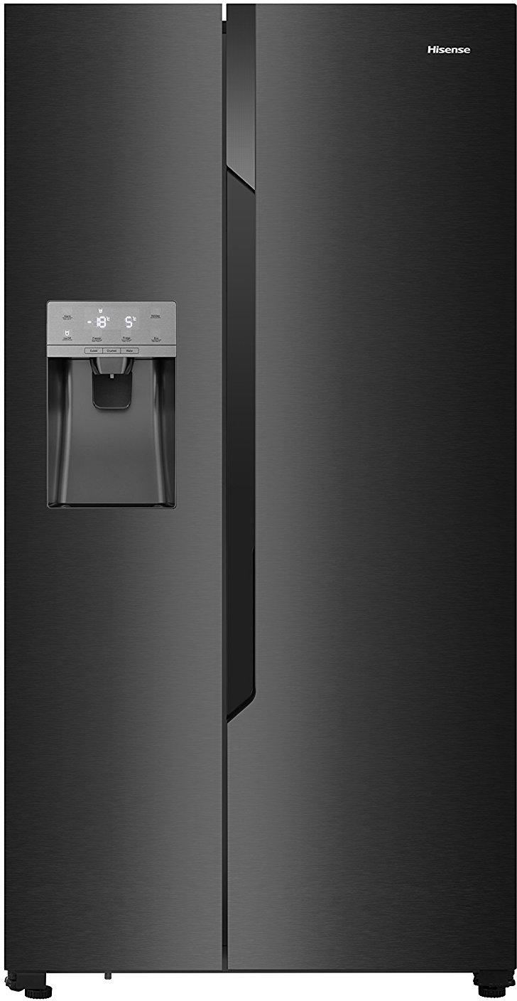 Hisense Rs694n4tf2 A Side By Side Kombination Eis Wasserspender