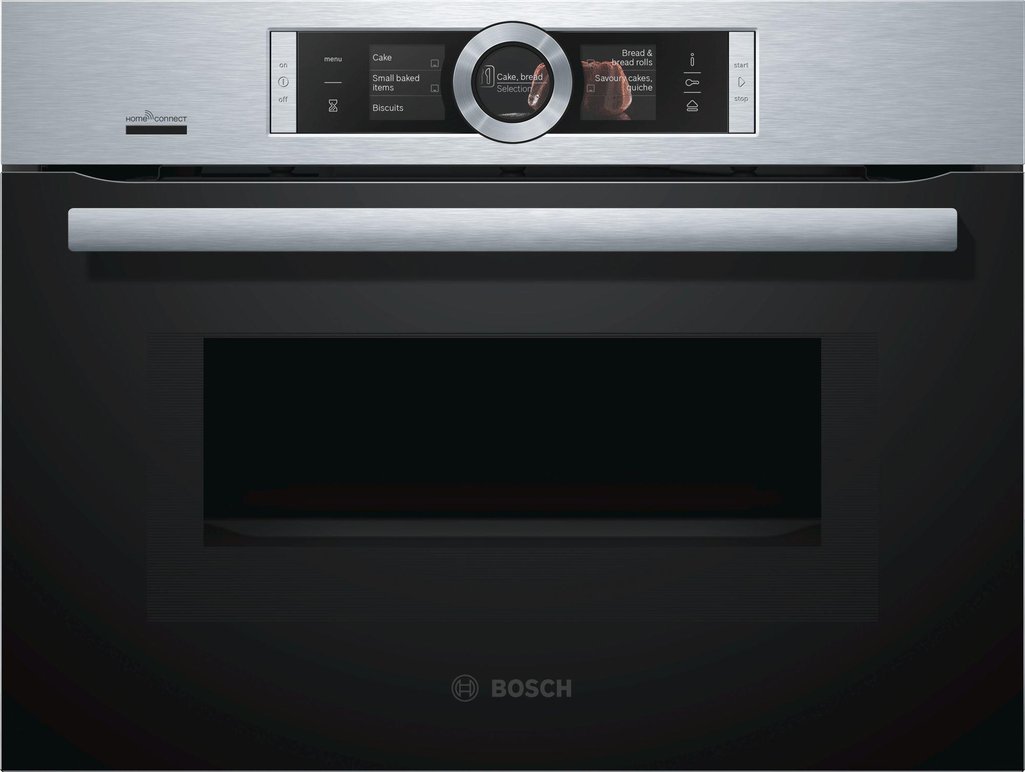Bosch Backöfen mit integrierter Mikrowelle | Einbaugeräte