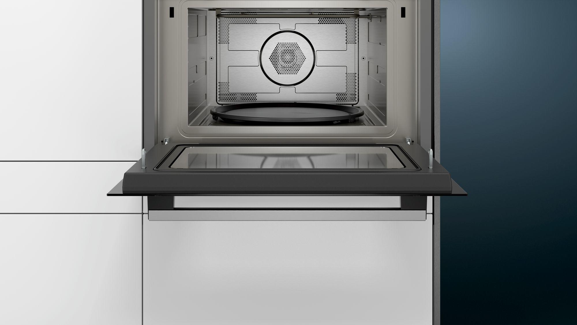 Siemens iQ500 CM585AMS0 Eingebaut Grill Mikrowelle 44l 900W